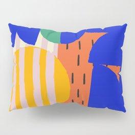 Sun and Moon Pillow Sham