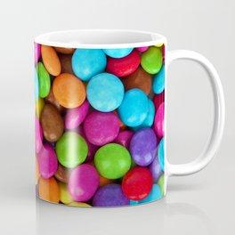Candy Coated Chocolate Coffee Mug
