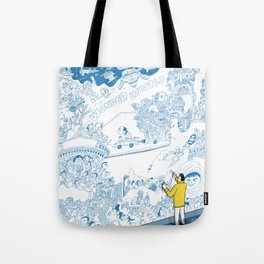Just draw Tote Bag