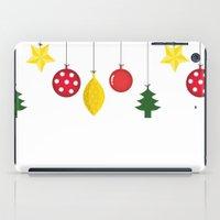 xmas iPad Cases featuring Xmas by Azadeh Navabi