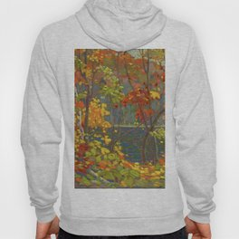 Tom Thomson The Pool 1915-1916 Canadian Landscape Artist Hoody