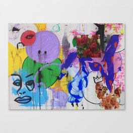 growingup Canvas Print