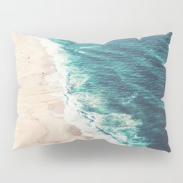 Beach Nazare Pillow Sham