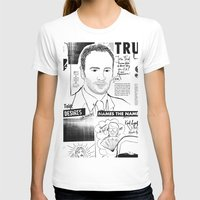 scandal T-shirts featuring Tom Ford Scandal by CLSNYC