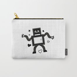 Rant Robot Carry-All Pouch