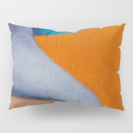 No Meio do Caminho (In The Middle Of The Road) Pillow Sham
