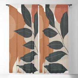 Branches Design 02 Blackout Curtain