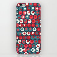 supreme iPhone & iPod Skins featuring Supreme Olive by John Proestakes