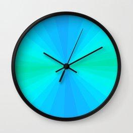 COLORS. Wall Clock