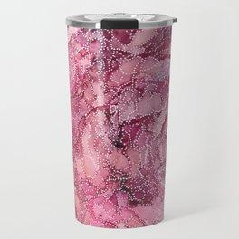 Rosy Outlook Travel Mug