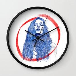Girl Gang: Not Sorry Wall Clock