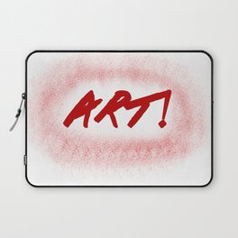 Art! Laptop Sleeve