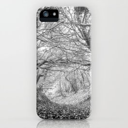 The Holloway iPhone Case