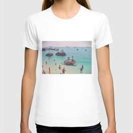 Let's Jump Off The Rocks T-shirt