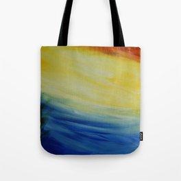 Abstract Sea Tote Bag
