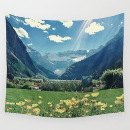 Lake Louise Dream Wall Tapestry