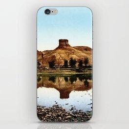 Green River, Wyoming, 1898 iPhone Skin