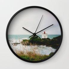 New Zealand: Bluff Lighthouse Wall Clock