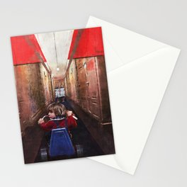 The Ghost Twins - Forever And Ever - The Shining Stationery Cards