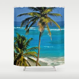 SEA DREAMING Shower Curtain