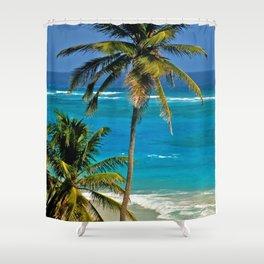SEA DREAMING Shower Curtain