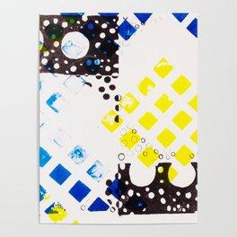 Math series, five Poster