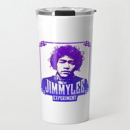 Jimmy Lee - Purple Travel Mug