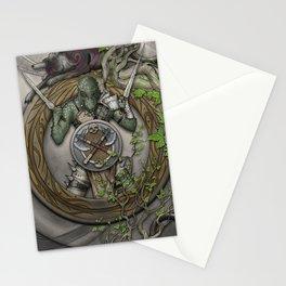 Yrchyn, the tyrant Stationery Cards