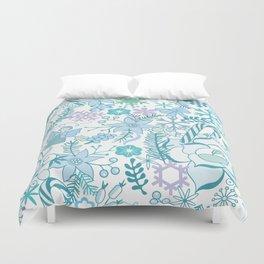 Bright xmas pattern Duvet Cover