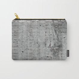 Grey mixed surfaces Carry-All Pouch
