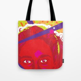 JESSIE :: Memphis Design :: Saved By the Bell Series Tote Bag