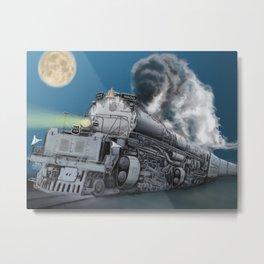 Big Boy Metal Print