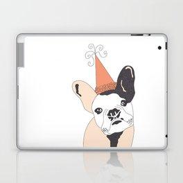 FrenchBulldogBday Laptop & iPad Skin