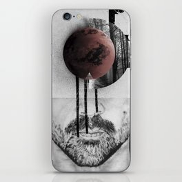 Occupy Your Mind iPhone Skin