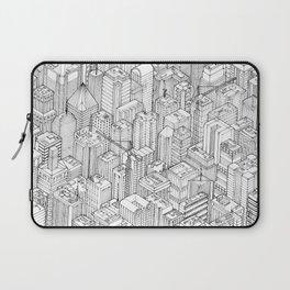 Isometric Urbanism pt.1 Laptop Sleeve
