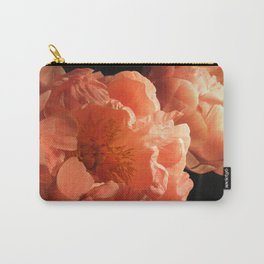 Two Peonies 1 Carry-All Pouch