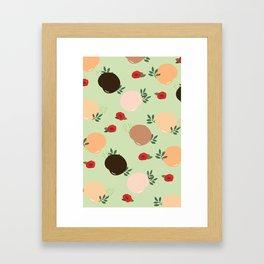 Cheeky! Framed Art Print