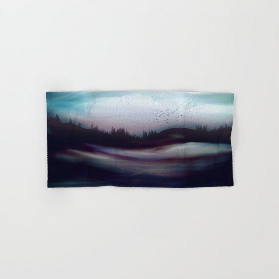 Winter Dawn Hand & Bath Towel