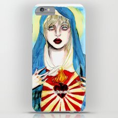 Goddess courtney love iPhone 6 Plus Slim Case