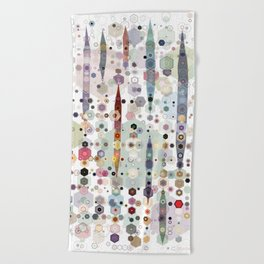 Up on the Hill Beach Towel