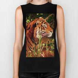 Un-Caged and Magnificent Biker Tank