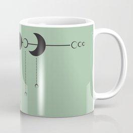 Moon Droplets Coffee Mug