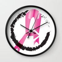 avenger Wall Clocks featuring Tittie Avenger by ShannonQuinn