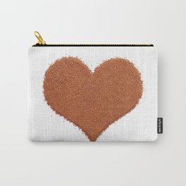 Coffee lover's Valentine heart Carry-All Pouch