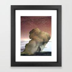 4k81b (Graça) Framed Art Print