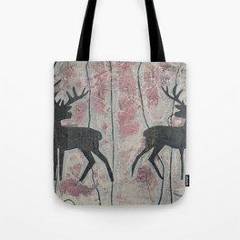 Reindeer II Tote Bag