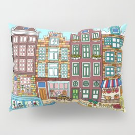 Amsterdam Pillow Sham