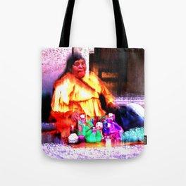 The Dollmaker Tote Bag