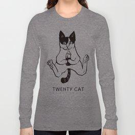 twenty cat Long Sleeve T-shirt