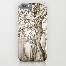 A Weary Wood Slim Case iPhone 6s